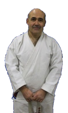 Sensei Glen Wright